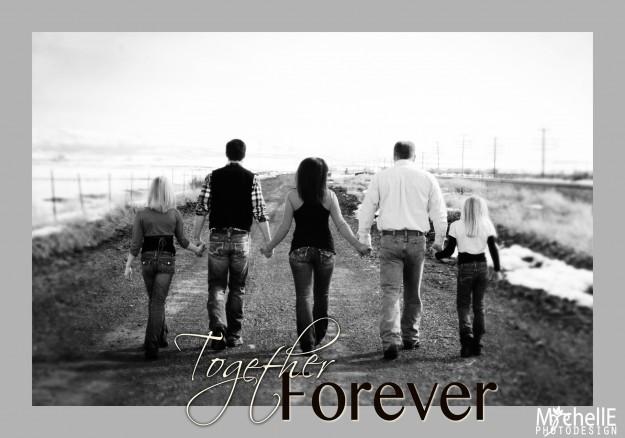 togetherforeverwalkingbw