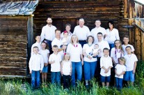crane family  ||  cokeville wy family photographer