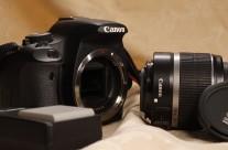 Camera with 3 Tonalities