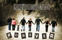 together forever poster {popes}  ||  cokeville wy designer