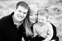 lindstrom family  ||  laramie wy family photographer