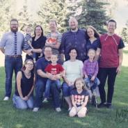 arey family  ||  laramie wy family photographer