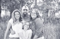 brooks family  ||  cokeville wy family photographer