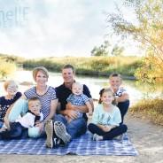 micheli family  ||  laramie wy family photographer