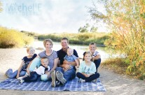 micheli family  ||  laramie wy family photographer
