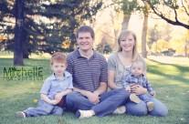 lindstrom family  ||  laramie wy family photography