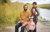 clift family  ||  laramie wy family photographer